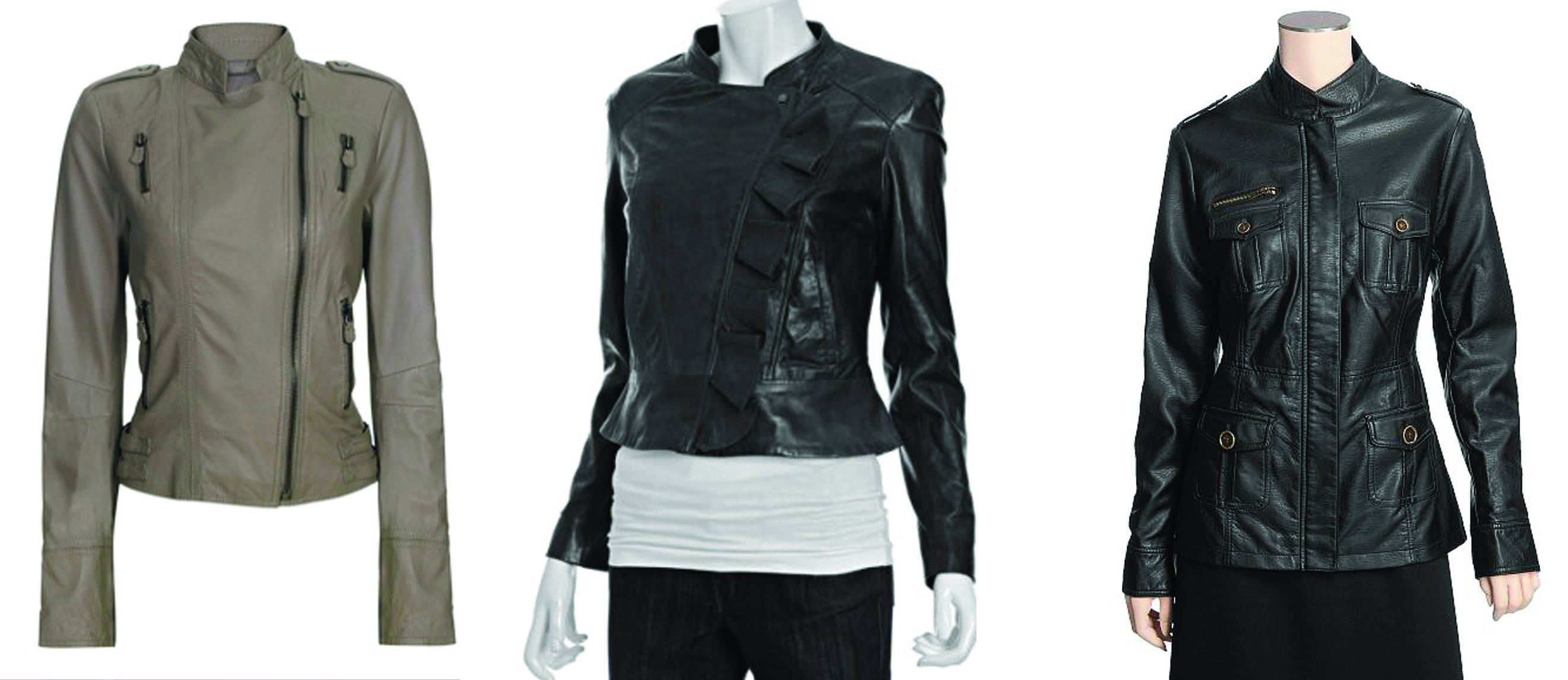 The Height of Style / Tall Style Essential: The Leather Jacket ...