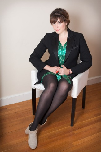 Check out those TESS by BFT Ella booties! Photo courtesy of Rita Rose Photography